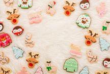 Icing koekjes