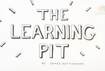 The Learning Pit  - James Nottingham