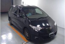 Toyota Estima 2007 Black -  Buy high grade used cars cheaply from ajapn / Refer:Ninki26729 Make:Toyota Model:Estima Year:2007 Displacement:2400cc Steering:RHD Transmission:AT Color:Black FOB Price:10,000 USD Fuel:Gasoline Seats  Exterior Color:Black Interior Color:Gray Mileage:80,000 km Chasis NO:ACR55W-0011635 Drive type  Car type:Wagons and Coaches