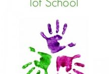Tot School: All About Me / My Body / Five Senses