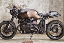 Cool Cafe Racers