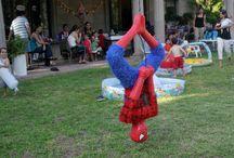 Superhero Birthday Party / by Amanda Pask-Fritz