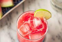 Water melon drink