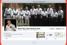 Shiro Ryu Kan Martial Arts