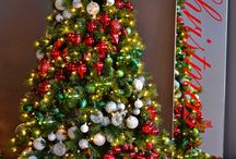 Christmas trees / Tree decorating ideas & themes