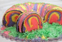 cakes / by Jamie Bishop