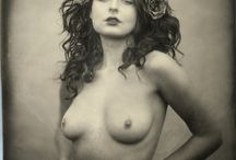 Nude - Large Format Photo