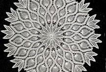 Crochet-Thread / by Kirsten Romriell