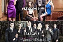 The Vampire Diaries / photos of the TVD