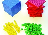 KS1 Maths Resources / Hands-on resources to help children visualise maths concepts.