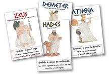 Grèce/dieux grecs/hercules
