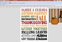 Fonts! / by Vicki Westfall