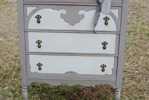 Dresser Projects / DIY Dressers / by Chad Falk