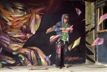 World of Urban Art : HOPARE  [France]