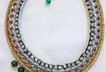 Handmade jewelry / by MamboyMara Gris Raya