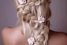 Piękne fryzurki