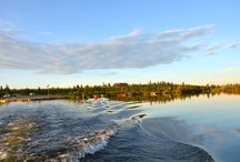 Deline NWT Scenery / Visit spectacular Deline Northwest Territories Canada. Cultural Experiences and Meetings and Incentive Travel packages available