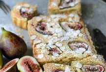 Frangipane / All bakes containing frangipane, an simple almond batter which is utterly divine.