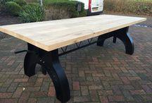 Cranktable / Industrial Crank Table
