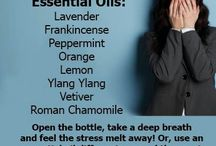 Essential oils for healthy living / Oils