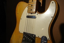 GUITAR / Guitars, maybe even bands, reviews and albums - who knows. / by Phil Nelms