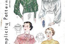 1930 blouse