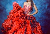vestido de quince