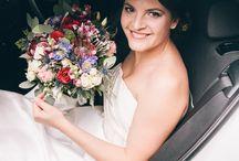 My work - wedding decoration & flowers / má práce - svatební dekorace & květiny / Flowers design - www.naturalflowers.cz