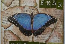 Art Journal / Mixed media Ideas / by Anita Gerlinsky