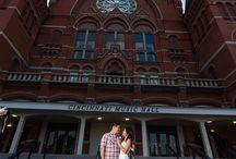 Music Hall Cincinnati Engagement Photography / Music Hall Cincinnati Engagement Photography by Maxim Photo Studio / by Maxim Photo Studio