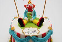 Clown Geburtstag