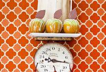 fall/autumn ideas