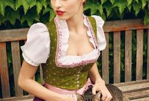 Dirndl Couture / Everything about Dirndl