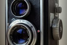 OLD CAMERAS / by THIBAUD DANTON