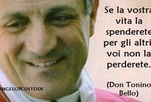 Frasi di don Tonino Bello