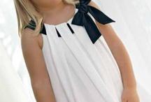 Dětske šaty