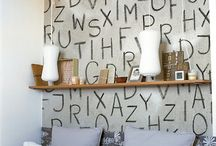Home Sweet Home! Walls & Co / Do you love the idea to see something on your wall? Here you are in the right place then!