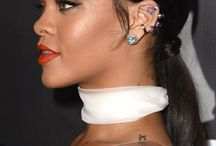 Rihanna / Only pictures of Rihanna ( outfits, makeup, photoshoot... )
