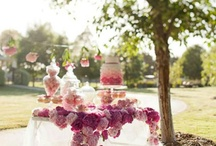 Sweet tables  / examples of sweet table decoration