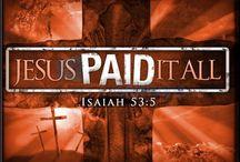 I ♥ Salvation / Understanding God's plan, God's grace and salvation for us. / by I ♥ Jesus Christ
