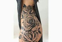 Tatouages femme