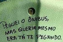 frases do onibus