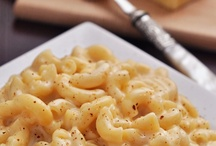 Mac n' Cheese - My fav! / by Sheila Johnston