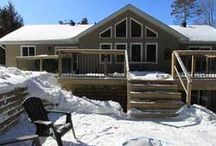 6 Pine Spring Oro, ON L4M4Y8 / MLS# 1607023  GET BACK TO NATURE WITH THIS RAISED BUNGALOW MINS TO HORSESHOE VALLEY RESORT & GOLF. THIS 2+1 BDRMS, 2+1 BATHS OPEN CONCEPT LIVING/DINING/KITCHEN W/ VAULTED CEILING & WALL OF WINDOWS OVERLOOKING FORESTED PROPERTY. SLIDING DOOR W/O'S IN MASTER BDRM & D/R. FINISHED LOWER LEVEL W/ WALKOUT, FANTASTIC DECKS & PATIOS FOR OUTDOOR ENTERTAINING.  Book your private showing today! Call us for more information 519-772-4144 | info@ShawRealtyGroup.com For more info visit http://goo.gl/otgQPs