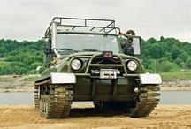 CJ jeeps & wranglers