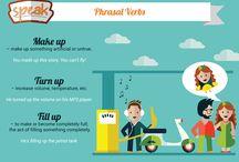Phrasal Verb and Idioms
