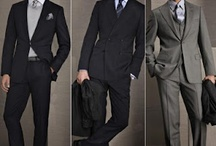 Men's Suits / by A. Farley Country Attire & Exclusive Menswear