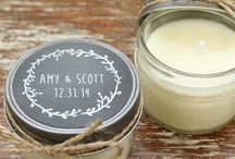 Wedding Guest Favors / All about giving thanks to your guests