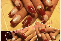 Acrylic nails!!!