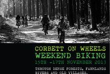 Corbett On Wheels